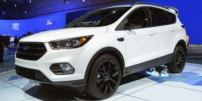 2017 Ford Escape S 4D Sport Utility