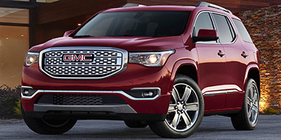 2017 GMC Acadia Denali available in Iowa City and Sioux City
