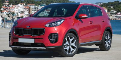 2017 Kia Sportage LX available in Iowa City and Watertown
