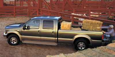 2004 Ford F-250 Super Duty 4WD Crew Cab  - 4465B