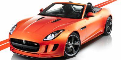 2017 Jaguar F-TYPE 2dr Conv Auto RWD