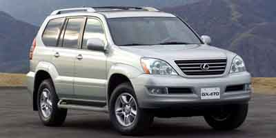 2003 Lexus GX 470 in Iowa City - 1 of 0