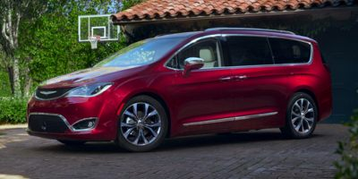 2017 Chrysler Pacifica Limited available in Sioux Falls and Des Moines