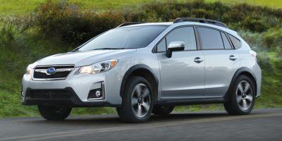 Subaru Crosstrek Hybrid 2016