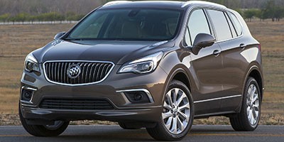 2017 Buick Envision Premium II available in Iowa City and Rapid City
