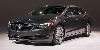2017 Buick LaCrosse Preferred available in Des Moines and Iowa City