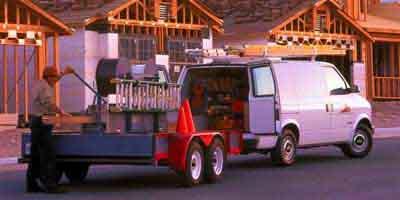 Chevrolet Astro Cargo Van 2000
