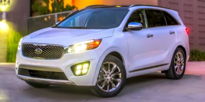 2017 Kia Sorento EX available in Missoula and Sioux City