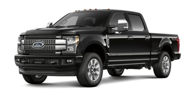 2017 Ford F-350 Super Duty  SRW 4WD Crew Cab  - 7016
