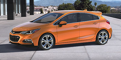 2017 Chevrolet Cruze LT available in Iowa City and Watertown
