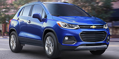 2017 Chevrolet Trax LT available in Clinton and Sioux City