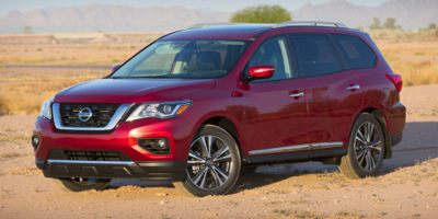 2017 Nissan Pathfinder Platinum available in Sioux Falls and Iowa City