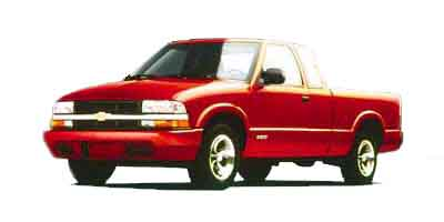 2000 Chevrolet S10 LS Extended Cab  for Sale  - X8129A  - Jim Hayes, Inc.
