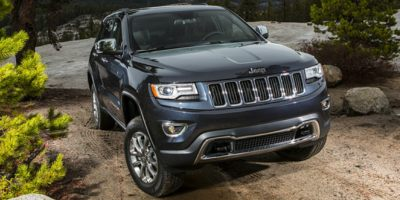 2017 Jeep Grand Cherokee Overland available in Sioux Falls and Rapid City