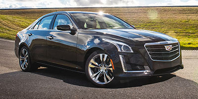 2017 Cadillac CTS Sedan Luxury  available in Iowa City and Watertown
