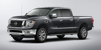 2017 Nissan Titan XD SV available in Sioux Falls and Sioux City