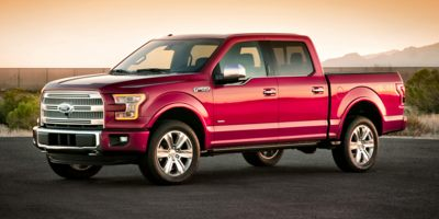 2017 Ford F-150 Lariat 4D SuperCrew