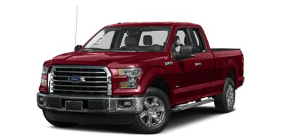 2017 Ford F-150 4WD SuperCab  - 7072