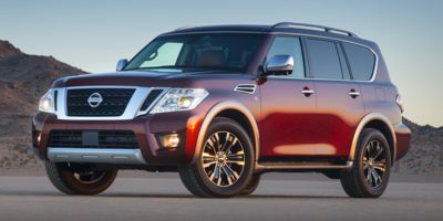 2017 Nissan Armada SV available in Sioux City and Des Moines