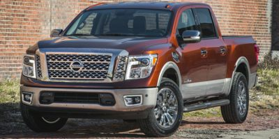 2017 Nissan Titan Platinum Reserve available in Sioux Falls and Iowa City