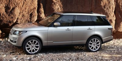 2017 Land Rover Range Rover 4WD 4dr Td6 HSE