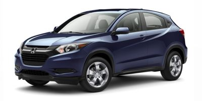 2017 Honda HR-V LX available in Iowa City and Rapid City