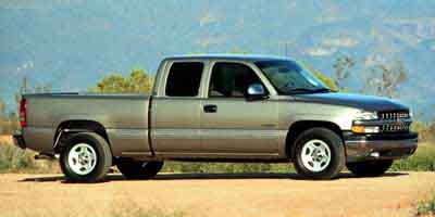 2000 Chevrolet Silverado 1500 LS available in Sioux Falls and Des Moines