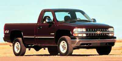 2000 Chevrolet Silverado 1500 Regular Cab  - X7591
