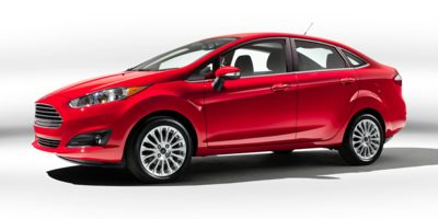 2017 Ford Fiesta S 4D Sedan