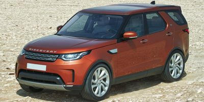 2017 Land Rover Discovery 4 portes SE, Traction intégrale