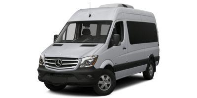 Mercedes-Benz Sprinter Passenger Vans 2017