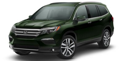 2017 Honda Pilot Touring available in Iowa City and Fargo