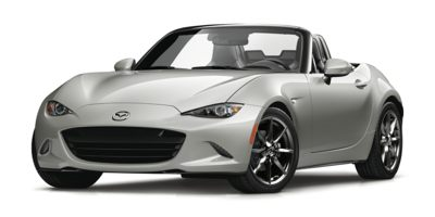 2017 Mazda MX-5 Miata Grand Touring Convertible 2WD