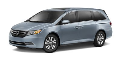 2017 Honda Odyssey EX-L available in Iowa City and Cedar Rapids