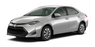 2017 Toyota Corolla L/LE/XLE/SE/SE Special Edition/XSE available in Sioux Falls and Fargo