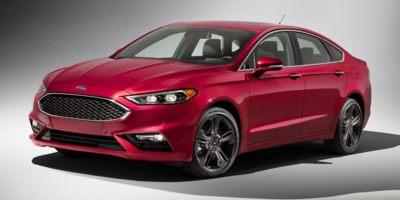 2018 Ford Fusion SE 4 Dr Sedan