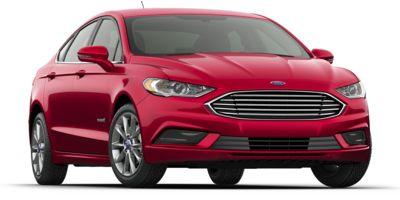 2018 Ford Fusion Hybrid SE 4 Dr Sedan