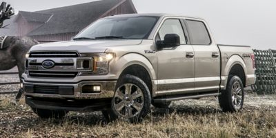 2018 Ford F-150 XLT 145WB SuperCrew 4WD