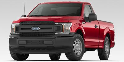 2018 Ford F-150 XL Regular Cab 2WD