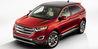 2018 Ford Edge SEL 4 Dr SUV 2WD