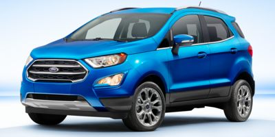 2018 Ford Ecosport SE 4 Dr SUV 2WD