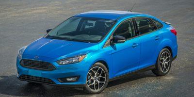 2018 Ford Focus S 4 Dr Sedan