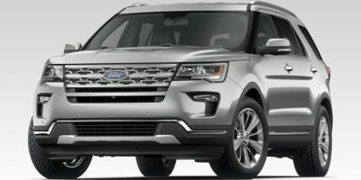 2018 Ford Explorer 4 Dr SUV 2WD