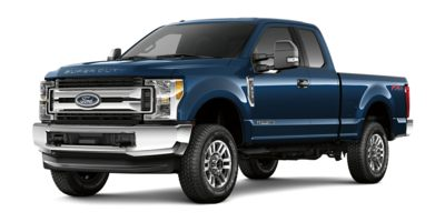 2018 Ford F-250 SuperCab 4WD