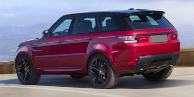 2016 Land Rover Range Rover Sport 4WD 4dr V8 SC Dynamic