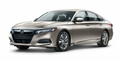 2018 Honda Accord Sedan LX 1.5T Sedan