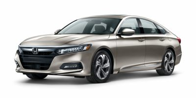 2018 Honda Accord Sedan EX 1.5T Sedan