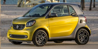 Smart fortwo electric drive 2018