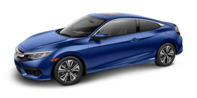 2018 Honda Civic Coupe EX-T Coupe