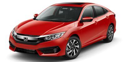 2018 Honda Civic Sedan EX Sedan
